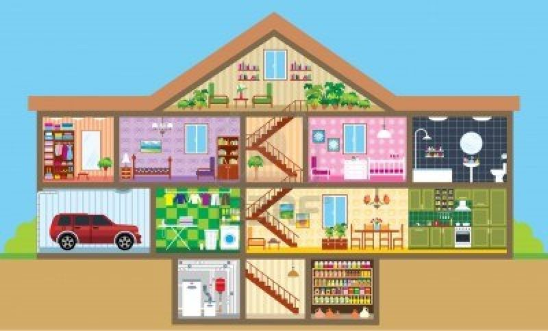 La casa senza sprechi