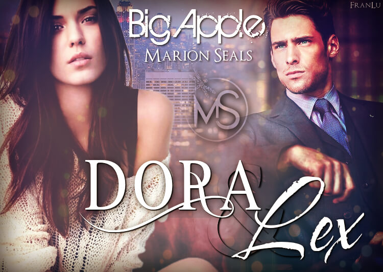 Big Apple di Marion Seals