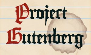 Progetto Gutenberg logo