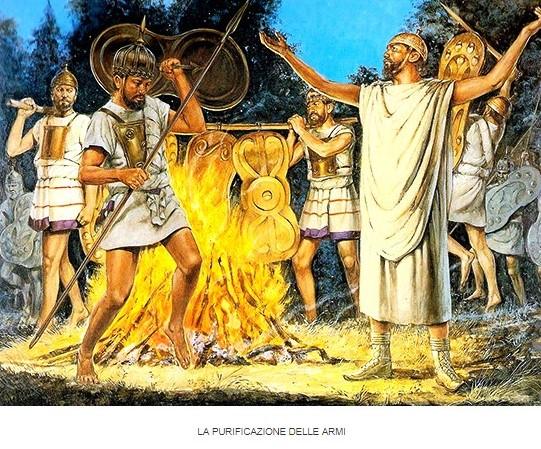 Religio e res militaris in Roma antica: l'uso della divinazione nelle guerre dei Romani
